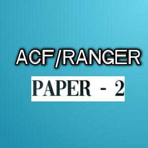 ACF/RANGER PAPER-2