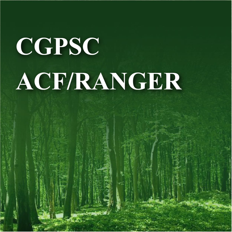 CGPSC ACF/RANGER